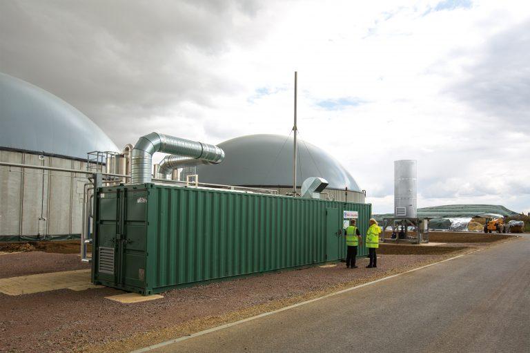Air Liquide prosegue lo sviluppo delle sue attività in Europa nel campo del biometano