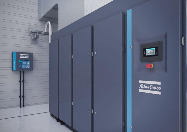Aria compressa intelligente per ridurre i consumi energetici