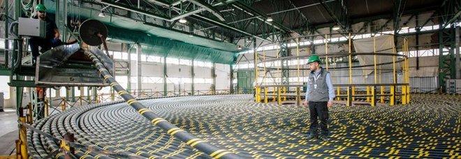 Prysmian Group: ecco l'interconnessione energetica più lunga al mondo con 1.250 chilometri di cavo