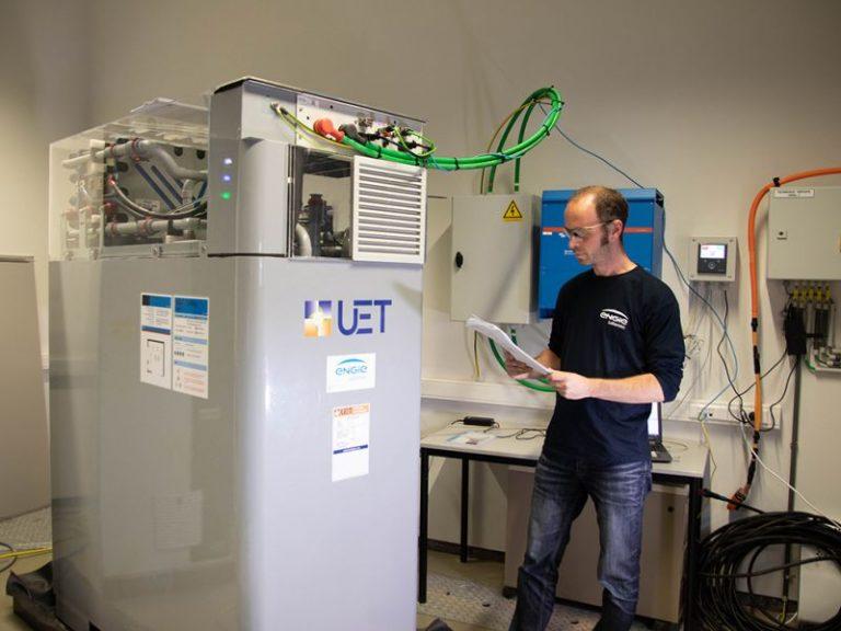 UET e ENGIE annunciano nuova batteria redox al vanadio