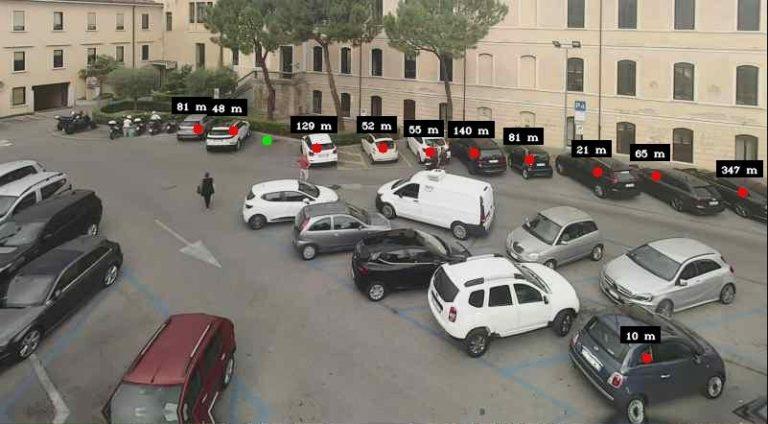Nasce Smart Parking, il sistema di monitoraggio parcheggi di Reverberi