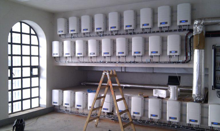 SolarEdge: il programma di National Grid migliora costi e gestione degli inverter