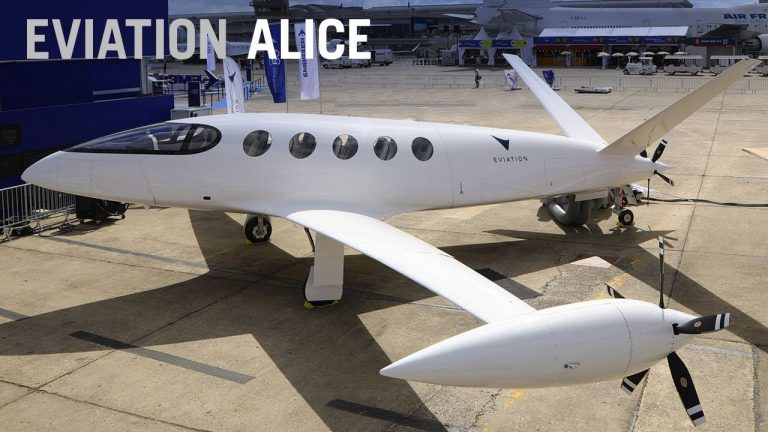 Da Isreale il primo aereo a propulsione elettrica