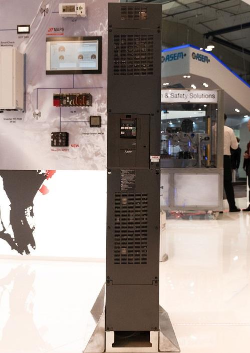 Si arrichisce l'offerta di inverter Mitsubishi Electric