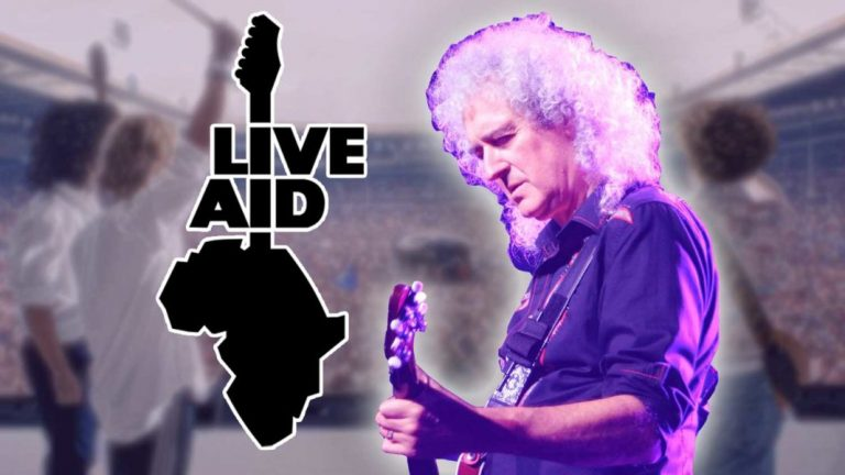 Brian May: un nuovo Live Aid per combattere il riscaldamento globale?