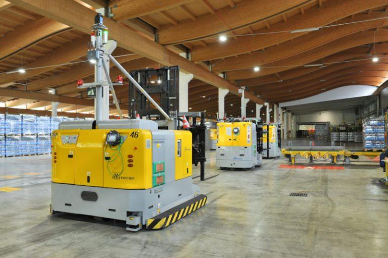 Elettric80 e Flash Battery Kaitek, tecnologie per la logistica automatizzata e batterie al litio