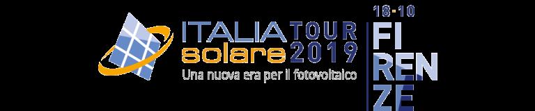 18 ottobre: il tour itinerante di ITALIA SOLARE arriva a Firenze