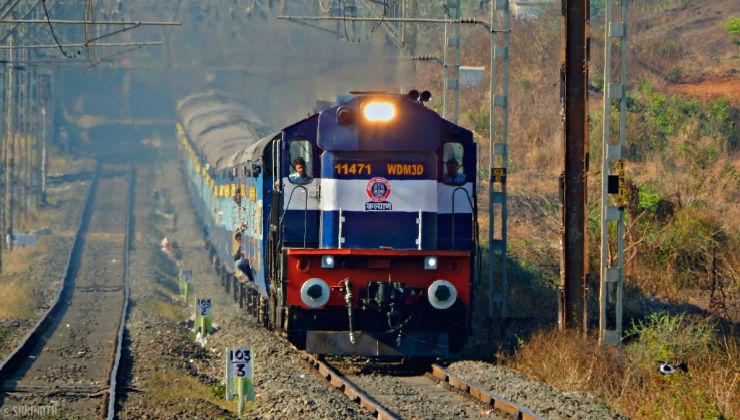 In India i tetti delle stazioni ferroviarie diventeranno fotovoltaici