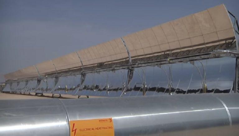 Enea, inaugurato in Marocco un nuovo sistema di accumulo per impianti solari termodinamici