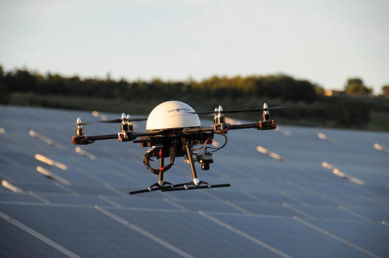 Masterdrone al servizio del fotovoltaico