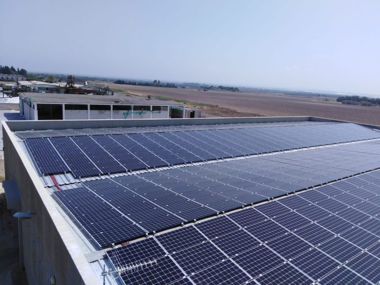 Nuovo impianto fotovoltaico da 300 kW realizzato da Senergie con tecnologia SMA