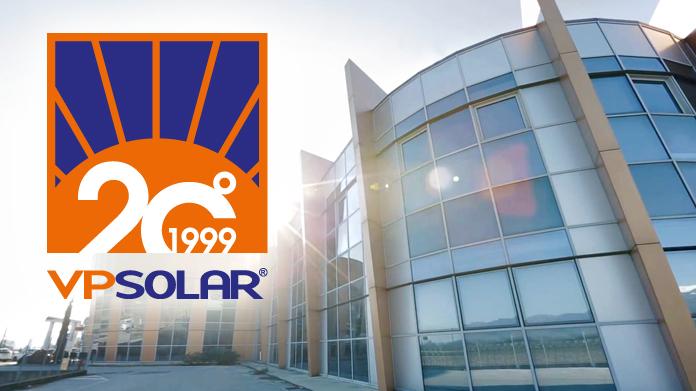 VP Solar festeggia i 20 anni di attività