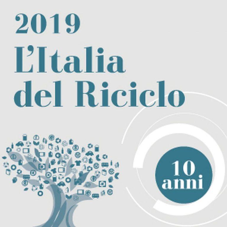 Presentazione rapporto: dieci anni di riciclo dei rifiuti in Italia