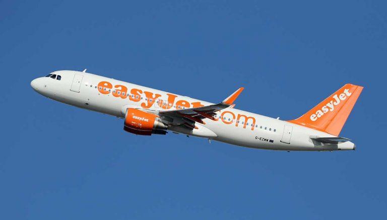 Sostenibilità: EasyJet prima compagnia a volare a zero impatto CO2