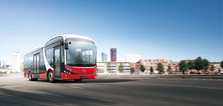 Keolis e Byd, il più grande ordine di bus elettrici in Europa