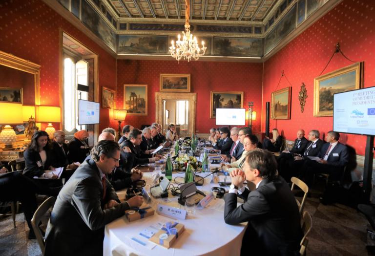 MEDREG, a Roma l'incontro tra i Regolatori dell'energia del Mediterraneo
