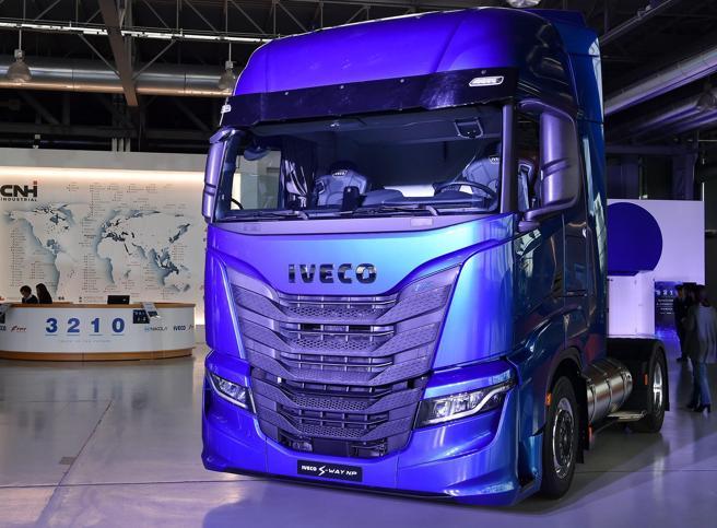 Nikola, il primo camion elettrico costruito in Europa da Iveco