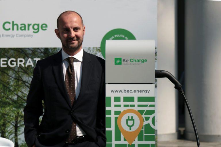 Mobilità elettrica: Be Charge riceve 25 milioni dalla Bei per 30.000 punti di ricarica