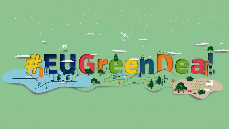 European Green Deal, il ruolo della plastica biodegradabile