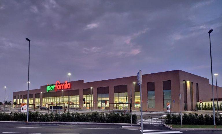 Punti di ricarica: DriWe fornisce supermercato nel veronese