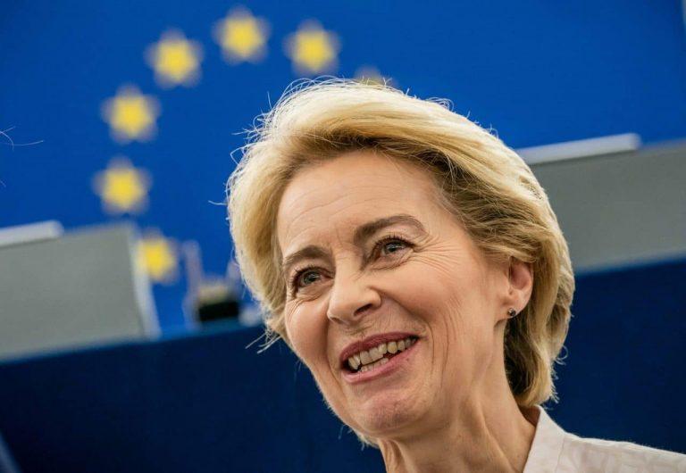 Europa green e a zero emissioni: l'impegno della Commissione di Ursula