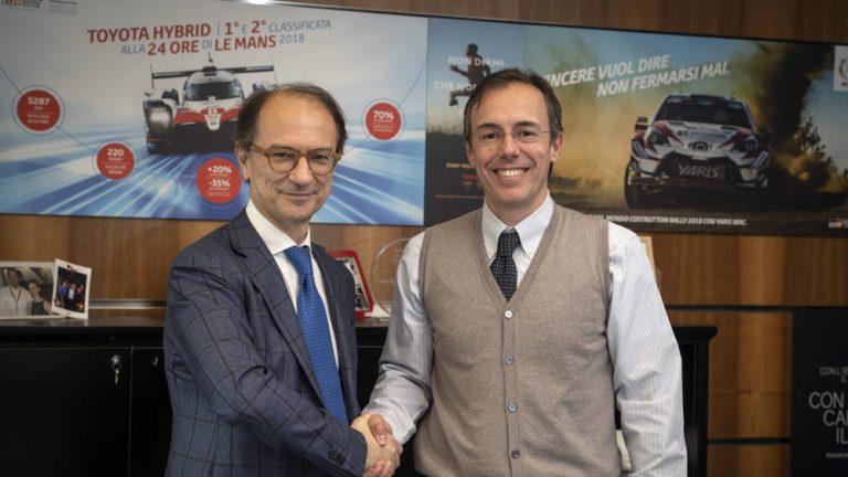 Edison e Toyota, partnership per la mobilità sostenibile