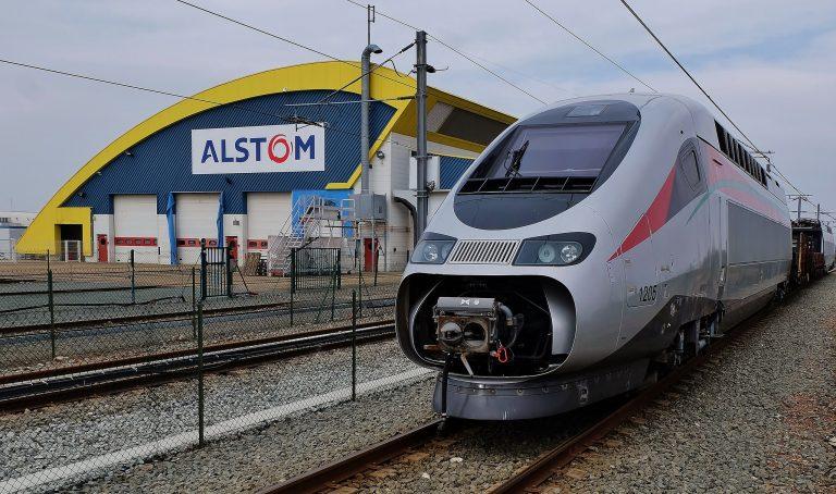 Alstom annuncia produzione di treni elettrici a batteria