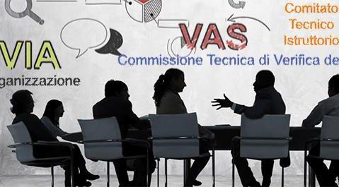 Commissioni per impatto ambientale: le associazioni chiedono chiarimenti
