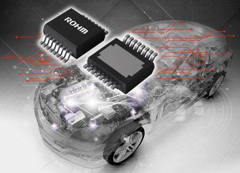 Semiconduttori, ROHM presenta i primi dispositivi IPD per la protezione del sistema stand-alone