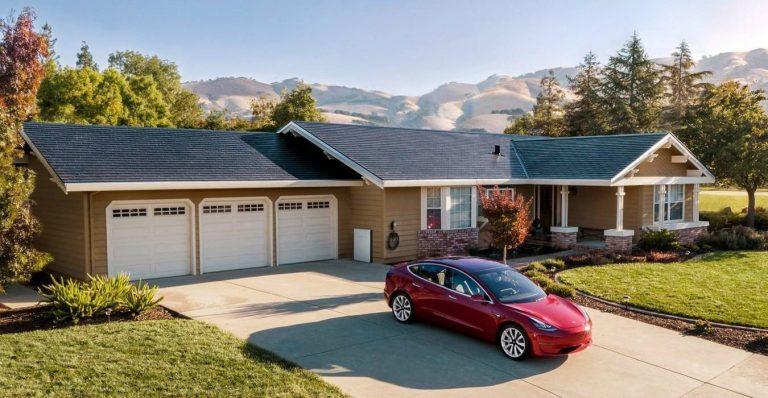 Elon Musk, tweet su arrivo in Europa del tetto fotovoltaico di Tesla