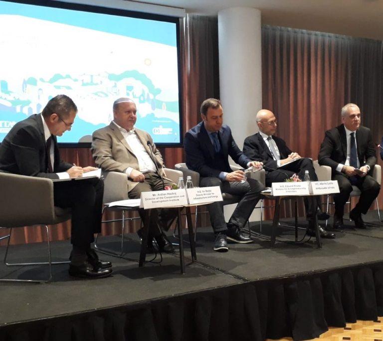 Anche ARERA al Tavolo Energia per lo sviluppo dei mercati energetici nei Balcani
