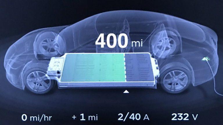 Tesla al lavoro su nuovo pacco batteria da 110 kWh