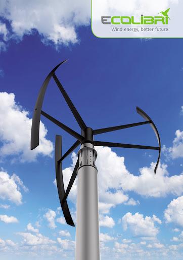 Ecolibrì, installati 5 generatori eolici da 10 kW in Sudafrica