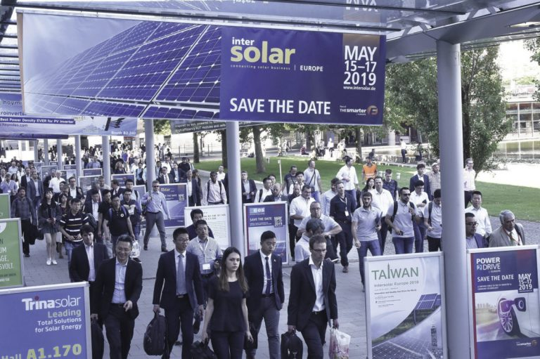 Covid-19, cancellata Intersolar Europe