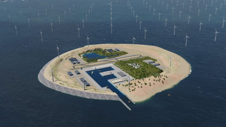 Eolico, in Inghilterra il più grande parco offshore del mondo