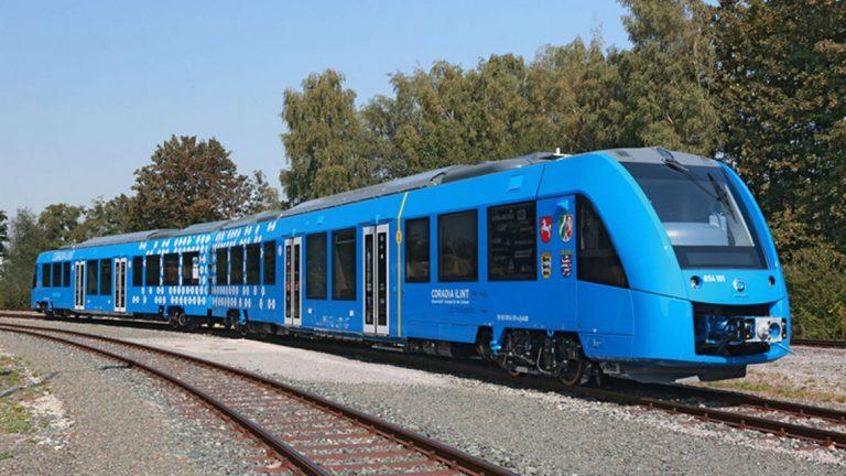 Alstom, treno a celle a combustibile nei Paesi Bassi
