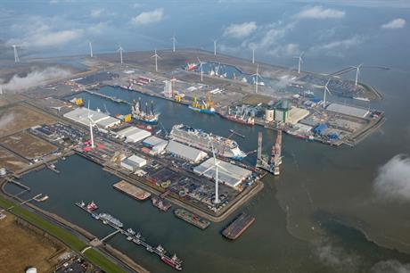 Nei Paesi Bassi nasce il più grande impianto di idrogeno verde al mondo