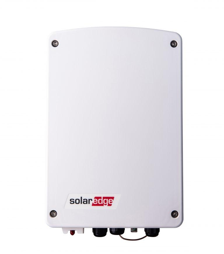 SolarEdge, nuova versione del regolatore per accumuli termici Smart Energy