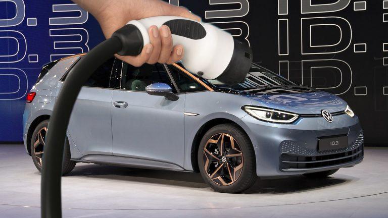 Volkswagen, veicoli elettrici come storage per le rinnovabili