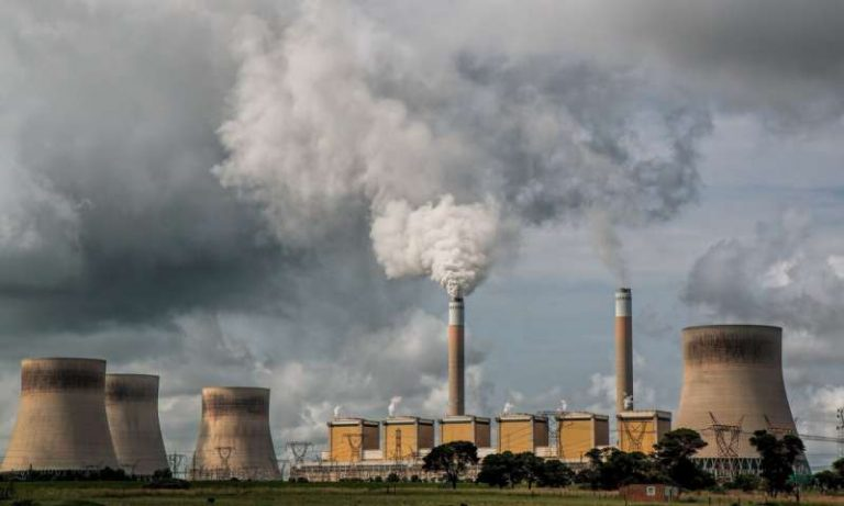 Clima, a rischio 600 miliardi con elettricità dal carbone