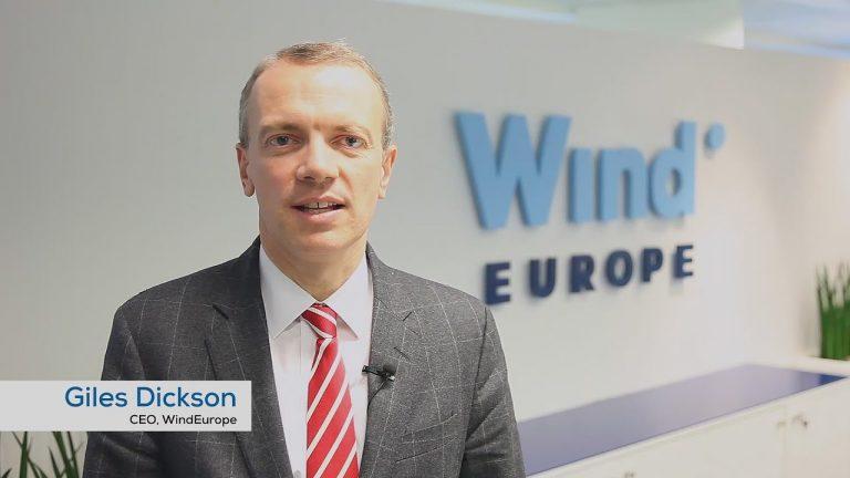 """Ceo WindEurope: """"Approccio più strategico verso industrie delle energie rinnovabili"""""""