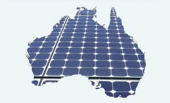 Australia, super progetto per esportare energia solare in Asia