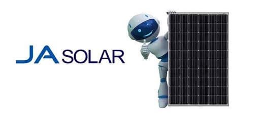 JA Solar, moduli PERC ad alta efficienza per due impianti solari in Spagna