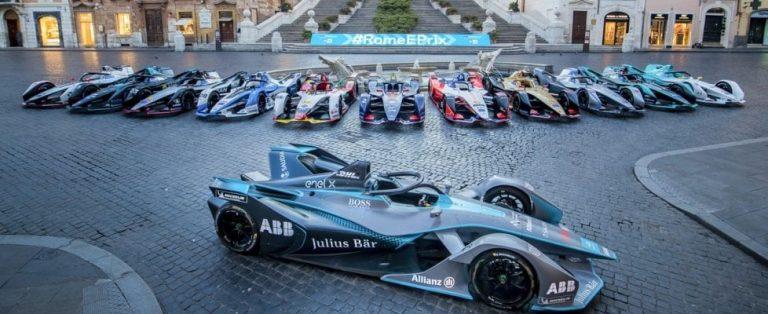Formula E, l'Italia torna in pista con il team Scuderia-E