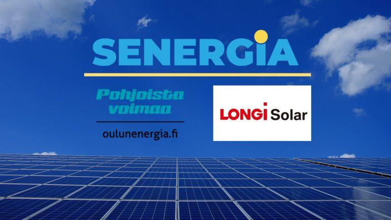 LONGi, partnership con Senergia per il mercato del nord Europa