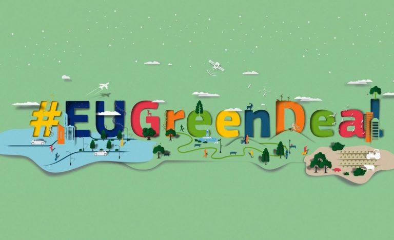 Covid-19, rinnovabili e Green Deal per rimettere in moto l'Europa