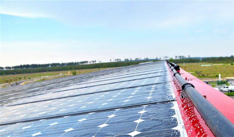 Sunbooster, tecnologia a base d'acqua per raffreddare i moduli FV