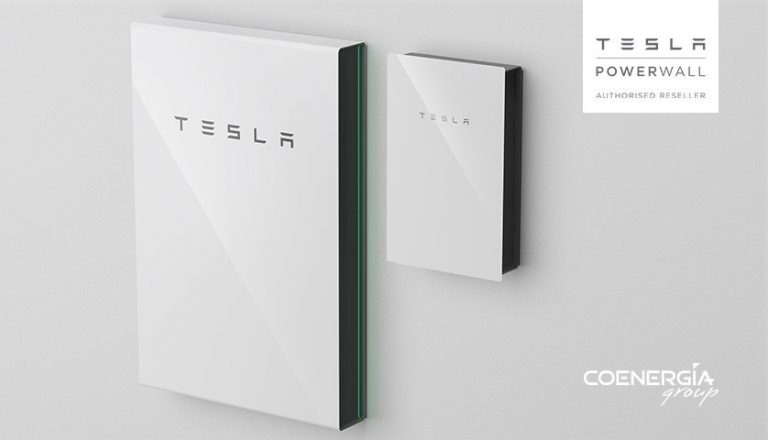Coenergia, accordo per la fornitura del sistema di accumulo Tesla Powerwall