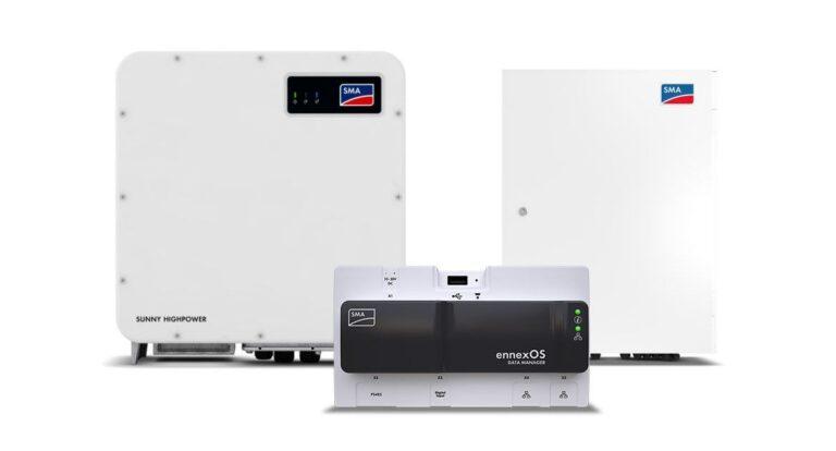 I nuovi inverter di SMA per l'impianto fotovoltaico di Acciaieria Arvedi