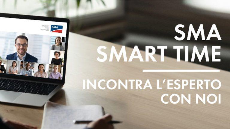 """Proseguono gli """"Smart Time"""" di SMA: confronti con gli esperti su temi chiave per il FV"""